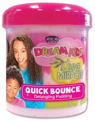 Olive Miracle Quick Bounce Detangling Pudding