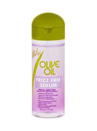 Olive Oil Frizz Free Serum