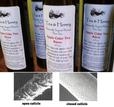 Apple Cider Tea Rinse
