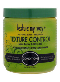 Texture Control Moisture Intensive Dual Conditioner