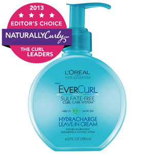 EverCurl Hydracharge Leave-In Cream