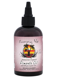 Organic Pimento Oil with Black Castor Oil