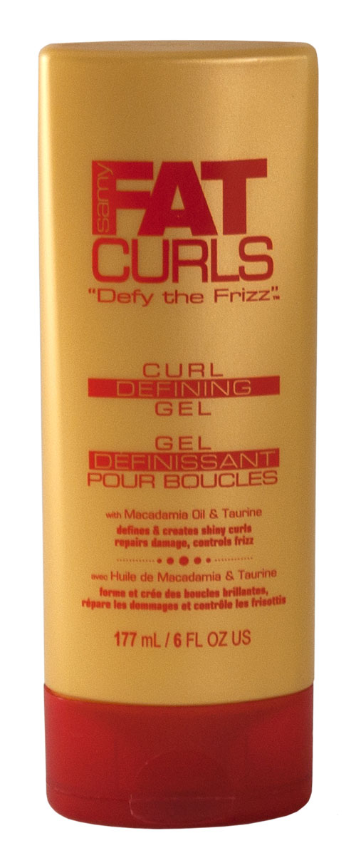 Fat Curls Curl Defining Gel