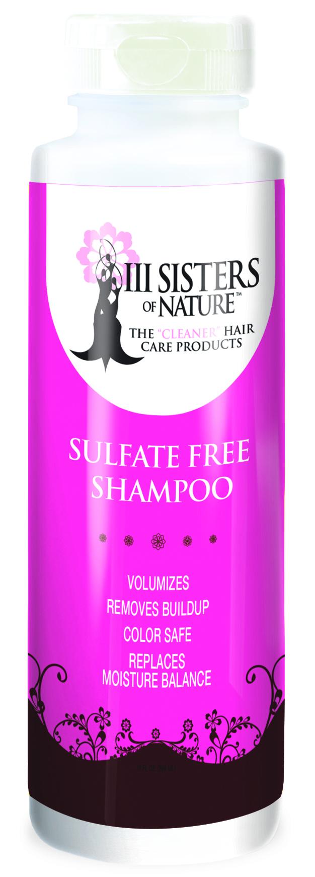 Iii Sisters Of Nature Shampoo Naturallycurly