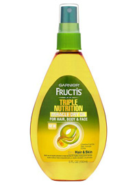 Triple Nutrition Miracle Dry Oil