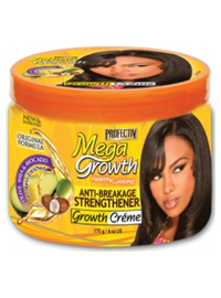 Growth Crème Anti-Breakage Strengthener