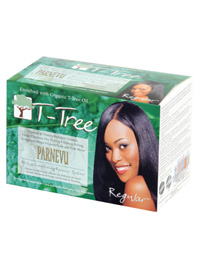 T-Tree No-Lye Conditioning Relaxer System Regular
