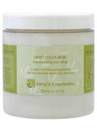 Sweet Cocoa Bean Moisturizing Hair Whip