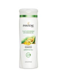 Pro-V Nature Fusion With Avocado Oil Smoothing Shampoo