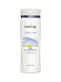 Pro-V Classic Care 2-in-1 Shampoo and Conditioner