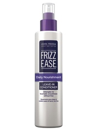 Frizz Ease Daily Nourishment Leave‑In Conditioner