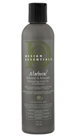 Design Essentials Natural Almond & Avocado Detangling Leave-In Conditioner