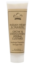 Indian Hemp & Tamanu Grow & Strengthen Herbal Custard