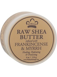 Raw Shea Butter with Frankincense & Myrrh