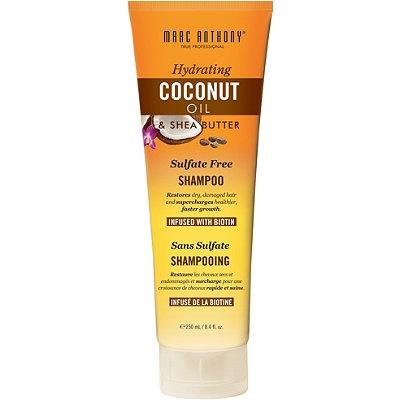 Hydrating Coconut Oil Sulfate Free Shampoo
