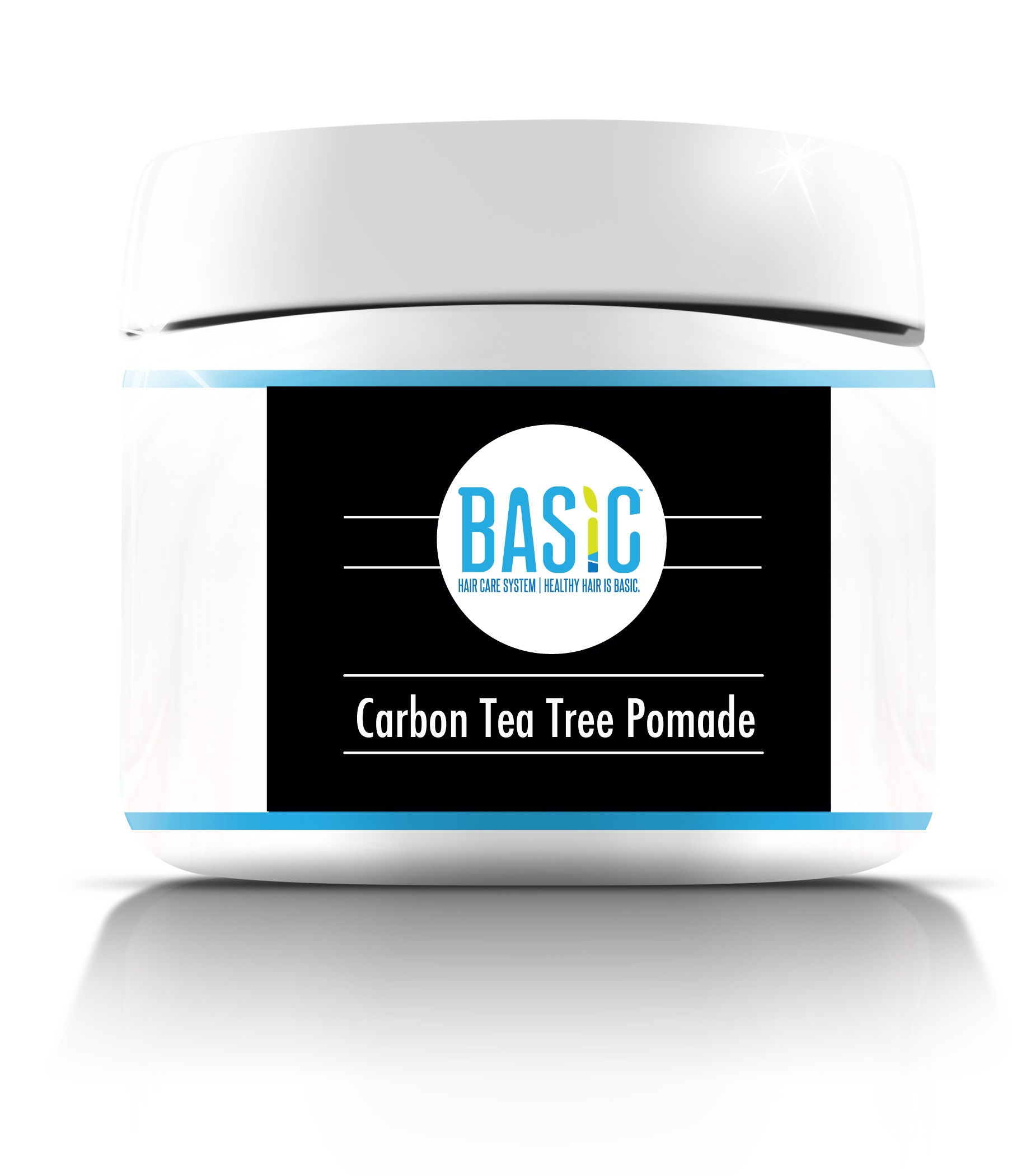 Carbon Tea Tree Pomade