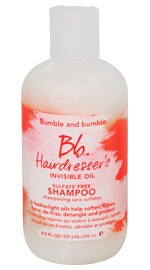 Invisible Oil Sulfate Free Shampoo