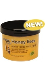 Honey Beez Stylin' Beez Wax – Gold