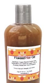 Flaxseed Hair Gel with Marshmallow Root