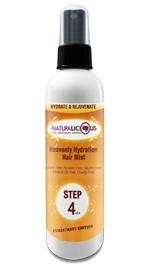 Heavenly Hydration Hair Mist (Curly/Wavy Edition)