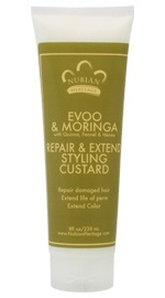 Evoo & Moringa Repair & Extend Styling Custard
