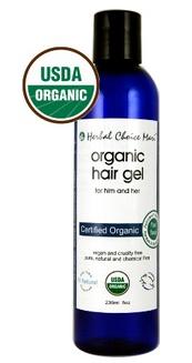 Mari Organic Hair Gel