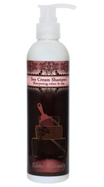 Soy Cream Shampoo