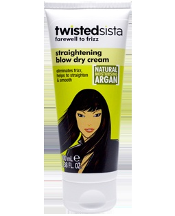 Straightening Blow Dry Cream