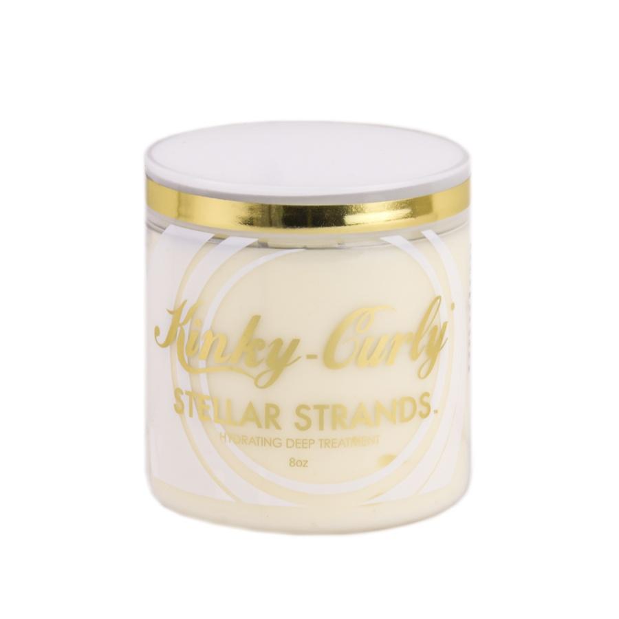 Kinky-Curly Stellar Strands