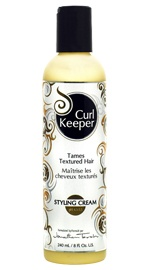 Curl Keeper Styling Cream