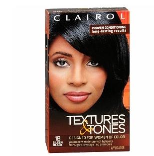 Textures & Tones- 1B Black