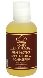 Honey & Black Seed Heat Protect Keratin Hair & Scalp Serum
