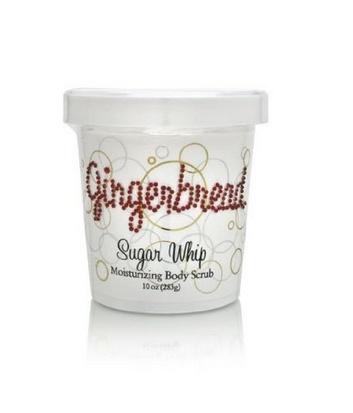 Sugar Whip Moisturizing Body Scrub Gingerbread