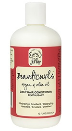 BeautiCurls Argan and Olive Oil Daily Hair Conditioner