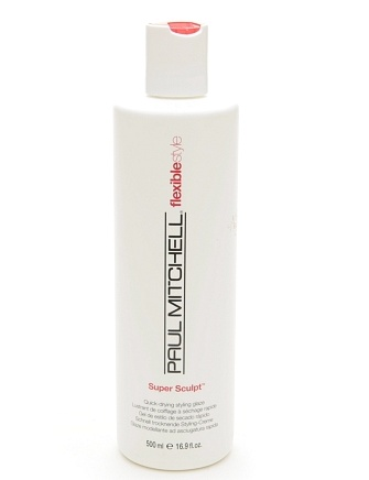 Flexible Style Super Sculpt Quick-Drying Styling Glaze