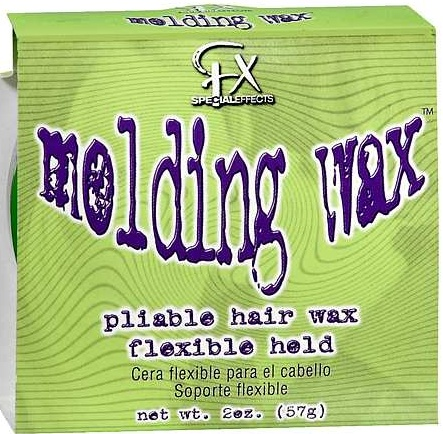 Molding Wax Pliable Hair Wax Flexible Hold