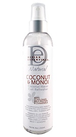 Natural Coconut & Monoi Coconut Water Curl Refresher