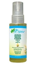YOU Be-Natural Botanical Defrizz Define & Shine Serum