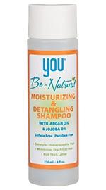 YOU Be-Natural Moisturizing & Detangling Shampoo