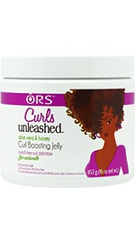 Curls Unleashed Aloe Vera & Honey Curl Boosting Jelly