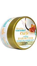 Coconut Curls Curling Hair Butter