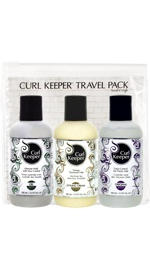 Curl Keeper Travel Pack