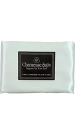 Charmeuse Satin Pillowcases