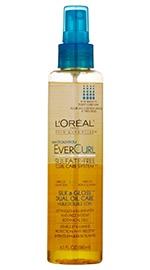 EverCurl Silk & Gloss Dual Oil Care