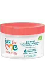 Hair Milk Pre-Wash Softening Detangler