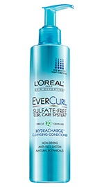 EverCurl Hydracharge Cleansing Conditioner