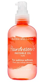 Hairdresser's Invisible Oil