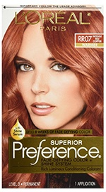 Superior Preference Fade Defying Color + Shine System