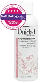 Ouidad Superfruit Renewal Clarifying Cream Shampoo