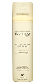 Bamboo Smooth Anti-Humidity Hair Spray